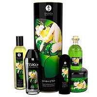 Набор органической интимной косметики Garden of Edo Collection