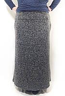Женская юбка батал Зима