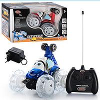 Машина трюковая на радиоуправлении Play smart 9778, со световыми и звуковыми эффектами