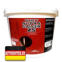 Гейнеры Activevites Whey Supra Gainer 25 2250 g (Chocolate)