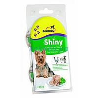 Gimpet ShinyDog  2шт*85г-консерва для собак