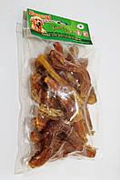 Филе сушеное индюшки 0,1кг-лакомство для собак