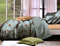 Комплект постельного белья La scala сатин-поликоттон принт PC-031