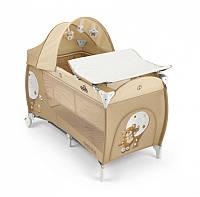 Манеж-ліжко Cam Daily Plus, колір 219