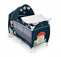 Манеж-ліжко Cam Daily Plus, колір 222