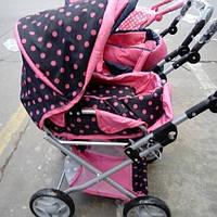 Детские коляска для кукол 9346,новые модели,горох
