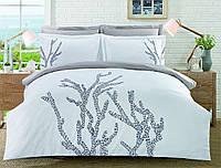 Полуторный комплект постельного белья Кораллы
