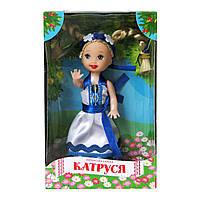 КАТРУСЯ .Кукла украинка, лялька українка, , лялька в українському одязі