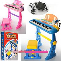 Пианино-синтезатор детское со стульчиком Bambi BO-21A