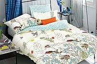 Семейный комплект постельного белья Серенада