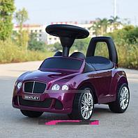 Каталка-толокар детская машина Bentley автопокраска Z 326S-8, лиловый
