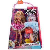 Кукла Bratz Metallic Madness Doll- Raya