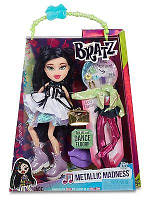 Кукла Bratz Metallic Madness Doll- Jade