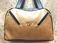 Удобная и вместительная сумка из PU кожи. Хорошее качество. Женская сумка. Интернет магазин. Код: КДН925