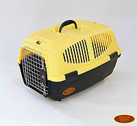 Переноска для собак  ,Золотая клетка 082 IATA ( 55*36*33см) Зоотовары, фото 1