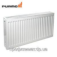 Радиаторы Purmo тип 22 размер 600 на 1600