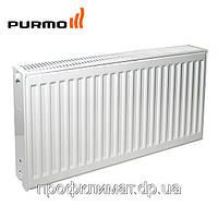 Радиаторы Purmo тип 33 размер 500 на 2000