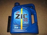 Масло моторное ZIC X5 10W-40 (Канистра 4л) 162650