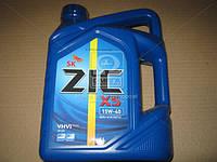 Масло моторное ZIC X5 15W-40 (Канистра 4л) 162647