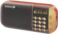 Портативная колонка радиоприемник NEEKA  NK-937 USB SD Супер Басс