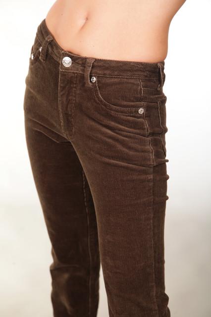 Купить вельветовые джинсы женские