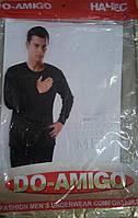 Термо костюм (кофта + штаны). Ластовица. Начес Флис Термобелье мужское Amigo