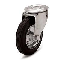 Колеса с поворотным кронштейном и отверстием (11 серия)