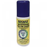 Пропитка для изделий из кожи Waterproofing Wax for Leather 125ml Nikwax