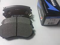 Колодки тормозные передние на Hyundai Elantra HD/Kia Soul 09-