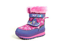 Детская зимняя обувь термоботинки B&G-Termo TS-R161-3207 (Размеры: 22-27)