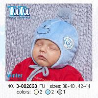 Шапка-шлем детская модель 3-002668
