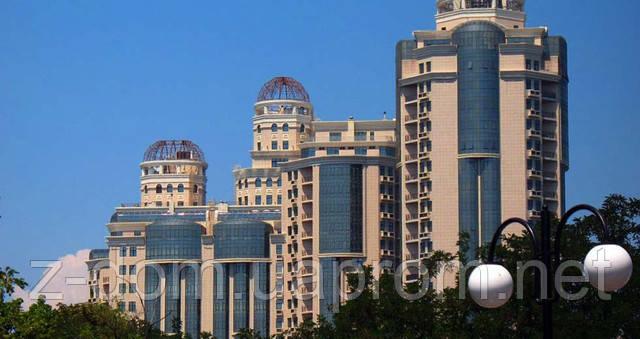 Теперь среди наших клиентов 5* отель «Ark Palace apartments»