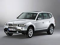 Ветровики для BMW X3 (E83) с 2003-2010 г.в.