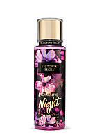 Парфюмированный спрей для тела-Мист-Victoria's Secret Romantic Night Fragrance Mist в новом дизайне. Новинка