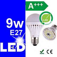 LED лампочки (лампы) светодиодные энергосберегающие 9w Е27