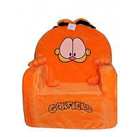 """Мягкое детское кресло """"Гарфилд"""""""