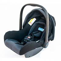 Детское автокресло универсальное от 0 до 13 кг Бэбикокон черное