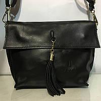 Маленькая кожаная сумка Италия