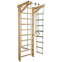 Лестница деревянная Inter Atletika SТ026.1