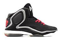 """Кроссовки Adidas D Rose 5 Boost """"Black"""" - """"Черные"""""""