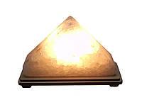 """Соляной светильник """"Треугольник маленький"""""""