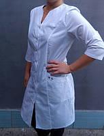 Халат медицинский 46 размер женский