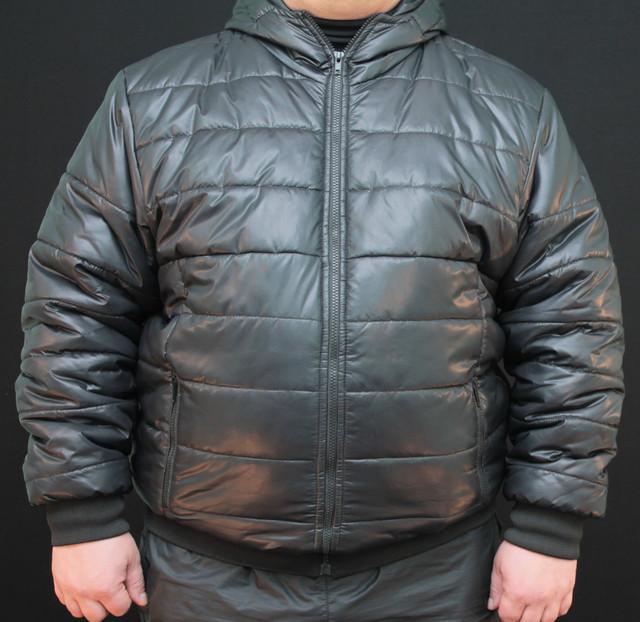 Куртка мужская зимняя своими руками