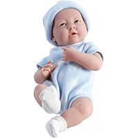 Кукла младенец мальчик, Berenguer(La Newborn) в голубом, 38 см