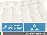 Одеяло MirSon Евро пуховое Зимнее Raffaello 200x220 пух 100% Екстра премиум 052