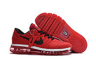 Nike Air Max 2017 Men Red/Black/White