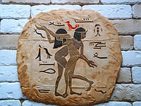 """Форма для декоративного панно """"Египетские танцорки"""""""