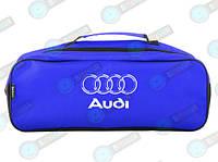 Сумка в багажник Audi Синяя