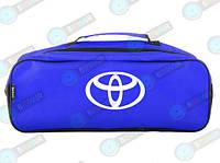 Сумка в багажник Toyota Синяя
