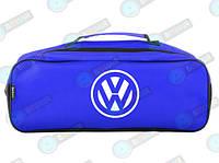 Автомобильная сумка в багажник Volkswagen Синяя